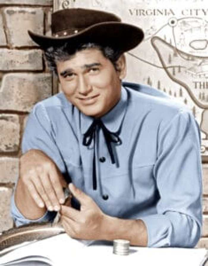 Before stardom, Michael Landon actually endured a lot of stress