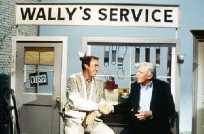 Jim Nabors ended up with Lindsey's coveted role