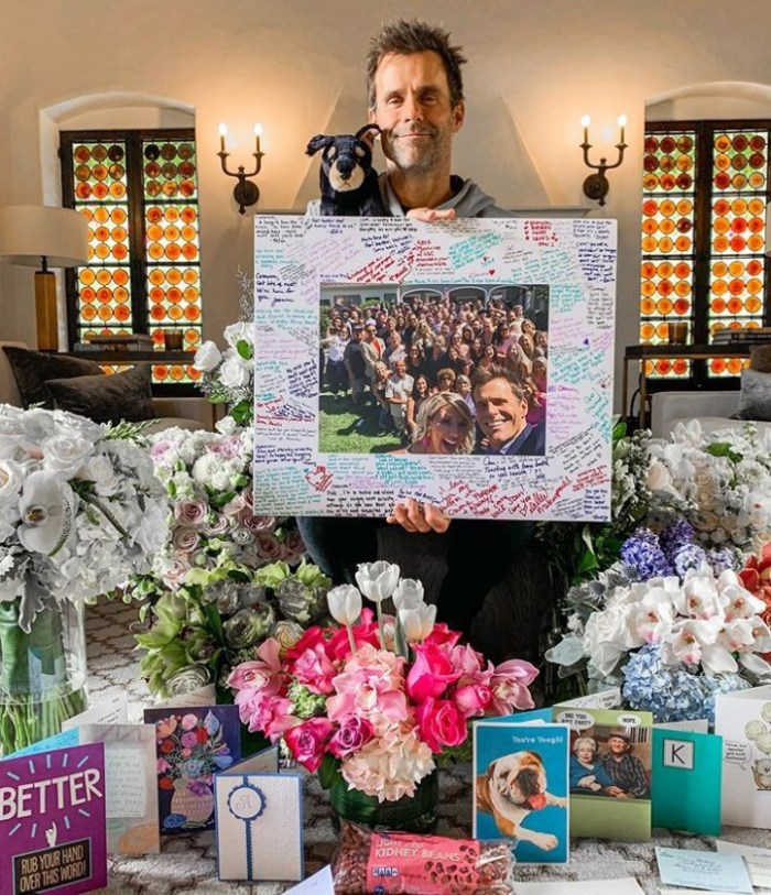 cameron mathison get well gifts