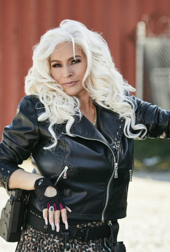 beth chapman photos for dogs most wanted show