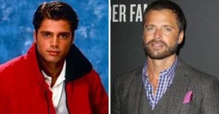 David Charvet then and now
