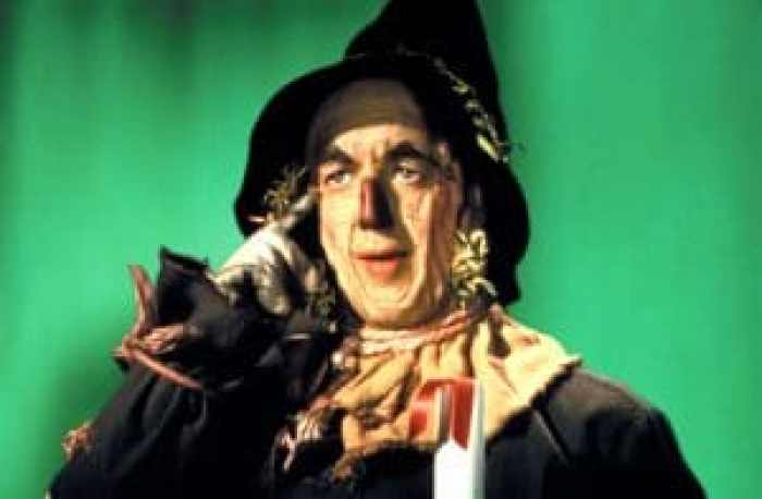 THE WIZARD OF OZ, Ray Bolger