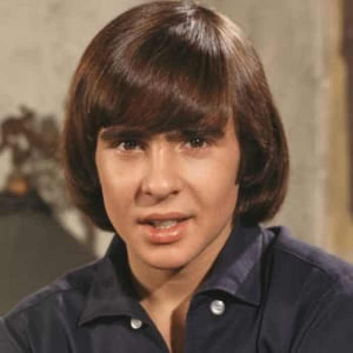 a young davy jones