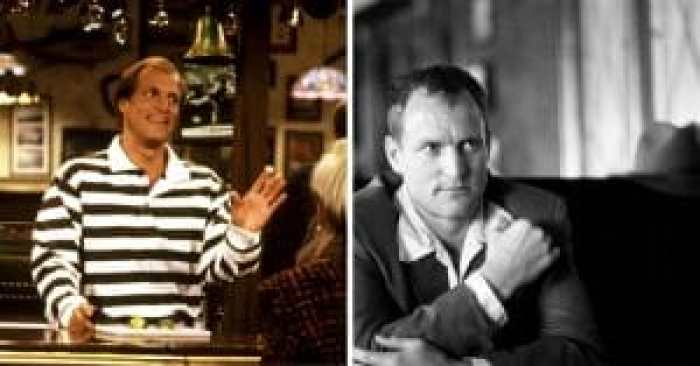 Woody Harrelson as Woody Boyd and after