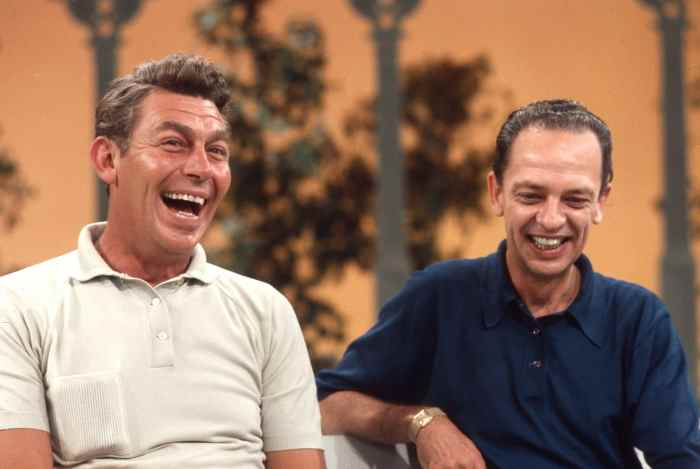 THE ANDY GRIFFITH, DON KNOTTS, JIM NABORS SHOW, Andy Griffith, Don Knotts, 1965