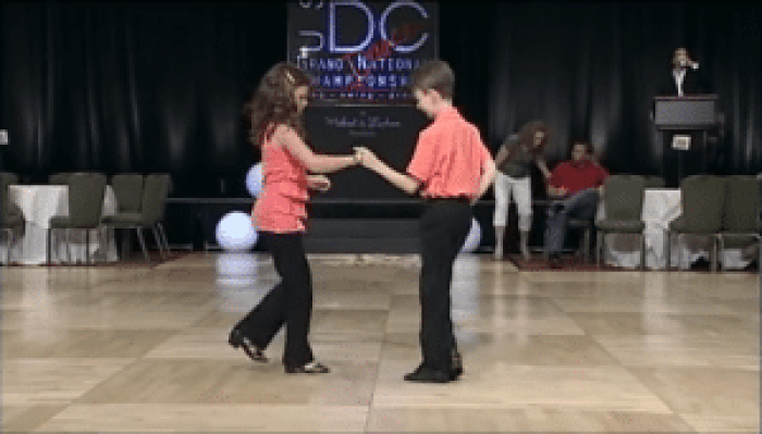 Ethan and Karsyn have become a force to be reckoned with on the dance floor