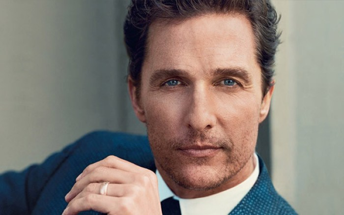 Matthew McConaughey full-time professor university of texas