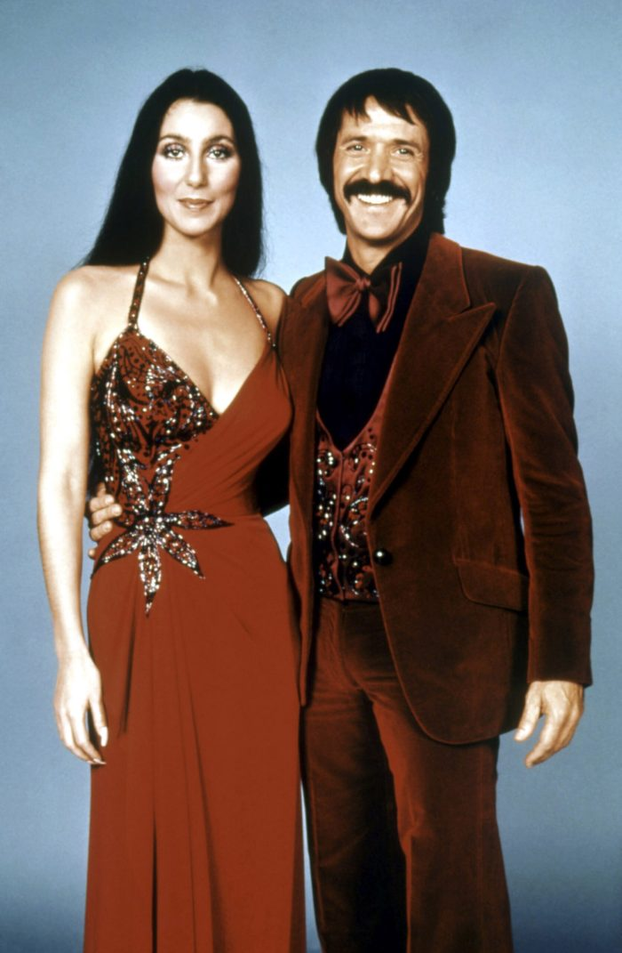 the sonny and cher show outfits
