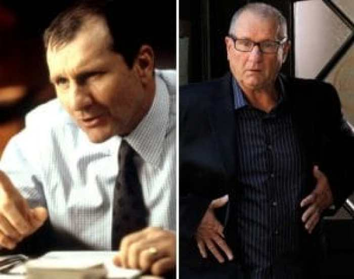 Ed O'Neill was part of both the Married... with Children and Modern Family casts, two giants in sitcom history