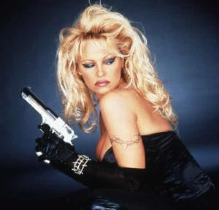 BARB WIRE, Pamela Anderson, 1996