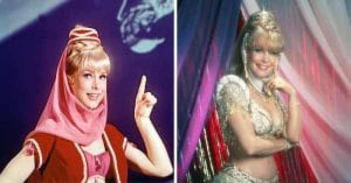Barbara Eden led the cast of I Dream of Jeannie