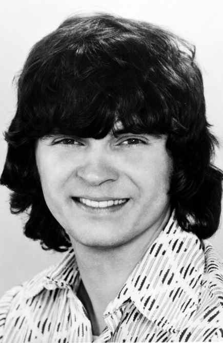 Don Everly, hosting THE EVERLY BROTHERS SHOW, July 8, 1970