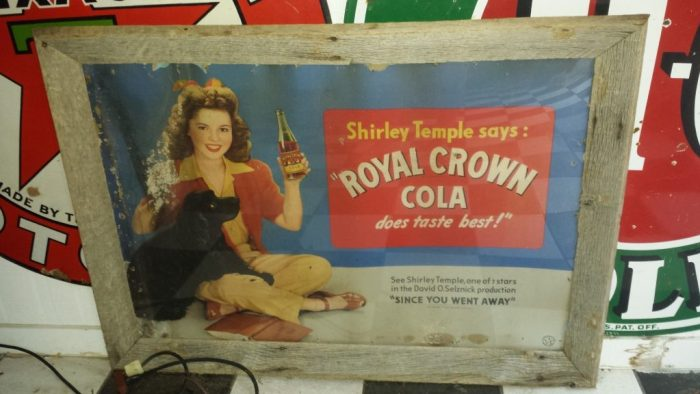 rc cola shirley temple