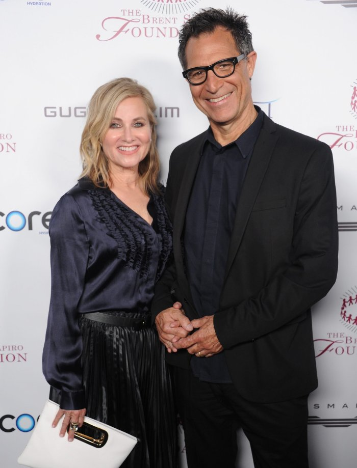 maureen mccormick and husband celebrate anniversary