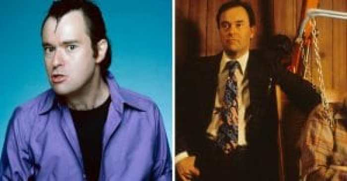 David Lander as Squiggy and after in Twin Peaks