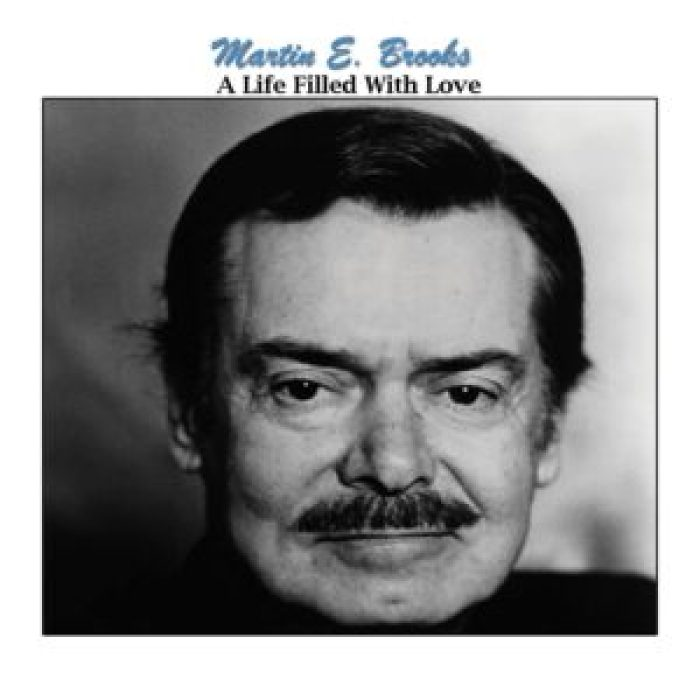 Martin E. Brooks penned a book and composed a CD