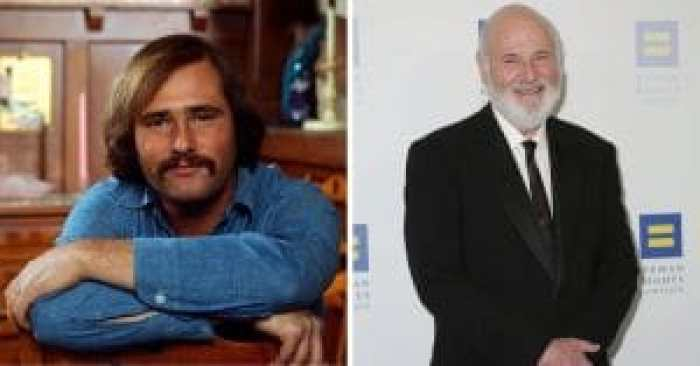 Rob Reiner continued extensive industry work after leaving the cast of All in the Family