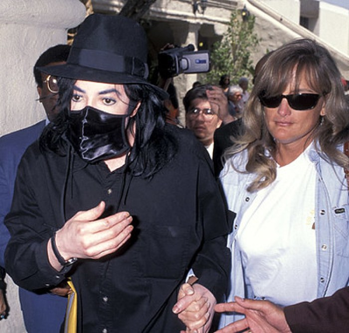 Michael Jackson Accidentally Revealed His Wife Was Pregnant During Interview