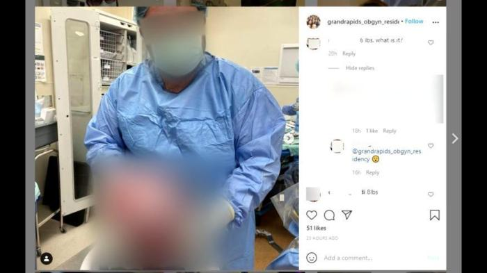 Doctors Being Investigated After Posting Organ Photos As 'Price Is Right' Game