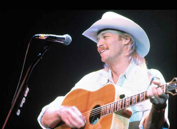 ALAN JACKSON, from 'One Night In Austin,' 8/3/92