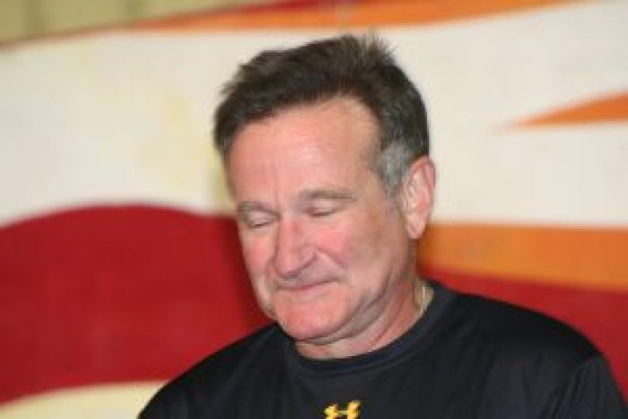 That moment in Kuwait showed Robin Williams always knew how to react appropriately