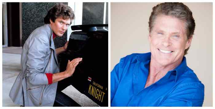 The Cast Of The Original 'Knight Rider' Then And Now 2021