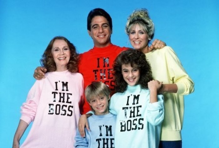whos the boss cast