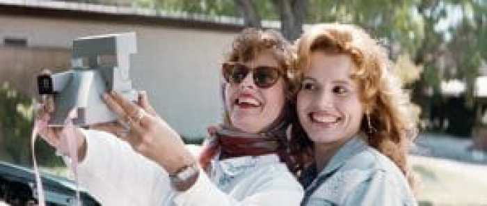 Thelma & Louise provided a seamless tribute to girl power