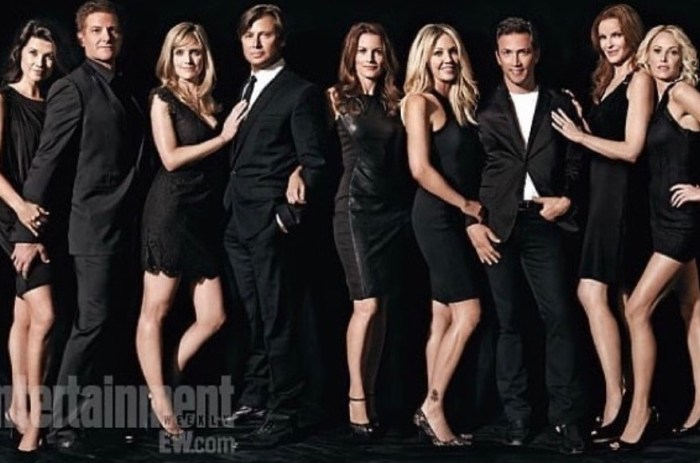 melrose place cast reunion