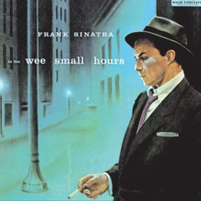 Frank Sinatra's album In The Whee Small Hours