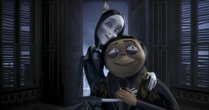 animated the addams family