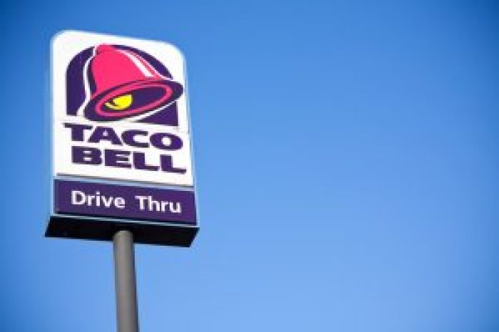 Taco Bell then apologized for the incident