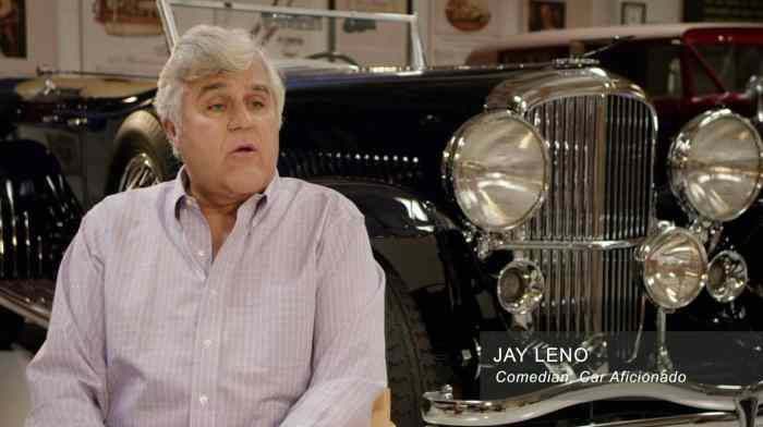 LIVE ANOTHER DAY, Jay Leno, 2016