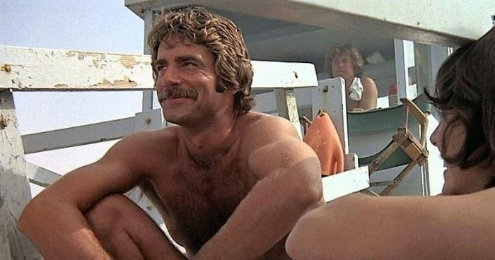 Sam Elliott in the movie 'Lifeguard'