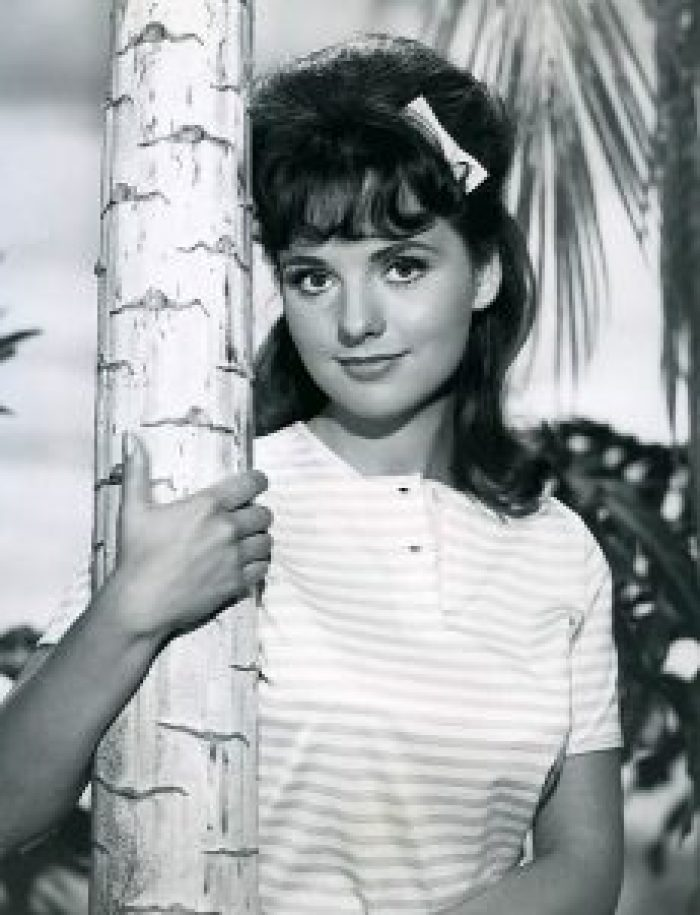 Dawn Wells played a character who acted as a more innocent foil to Ginger Grant