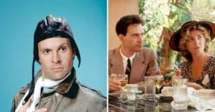 Howling Mad Murdock before and after The A-Team