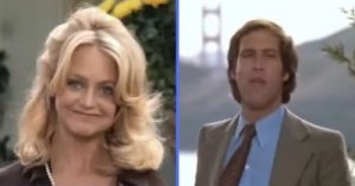 Foul Play first saw Chevy Chase and Goldie Hawn acting alongside each other