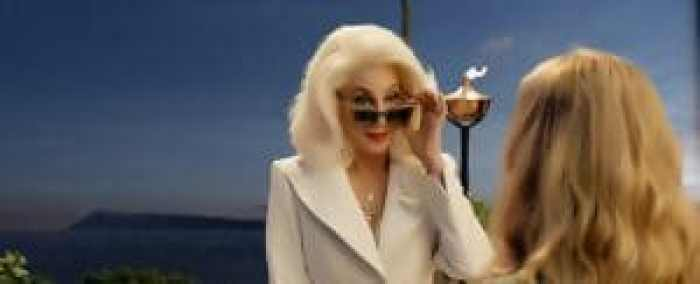 Mamma Mia, here Cher goes again with a new project, this one a biopic