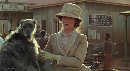 meryl streep out of africa