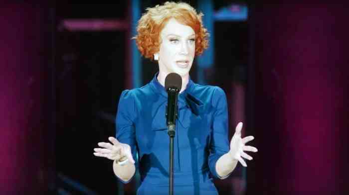 KATHY GRIFFIN: A HELL OF A STORY, Kathy Griffin, 2019