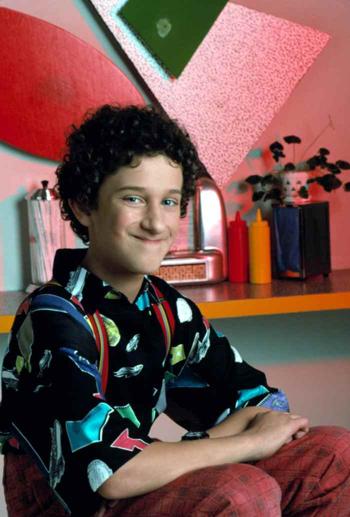 SAVED BY THE BELL, Dustin Diamond (as Screech)