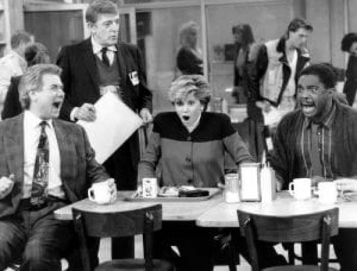 Charlie Robinson in 'Night Court'