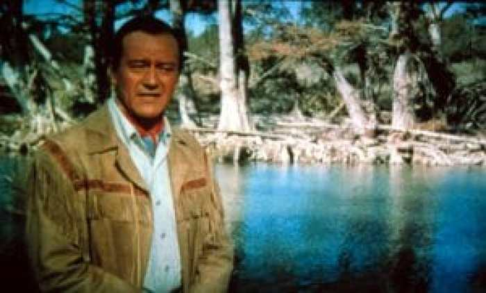 Well into his career, John Wayne almost went completely broke
