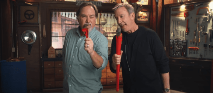 WATCH: Tim Allen And Richard Karn's New Show 'Assembly Required' Official Promo Video