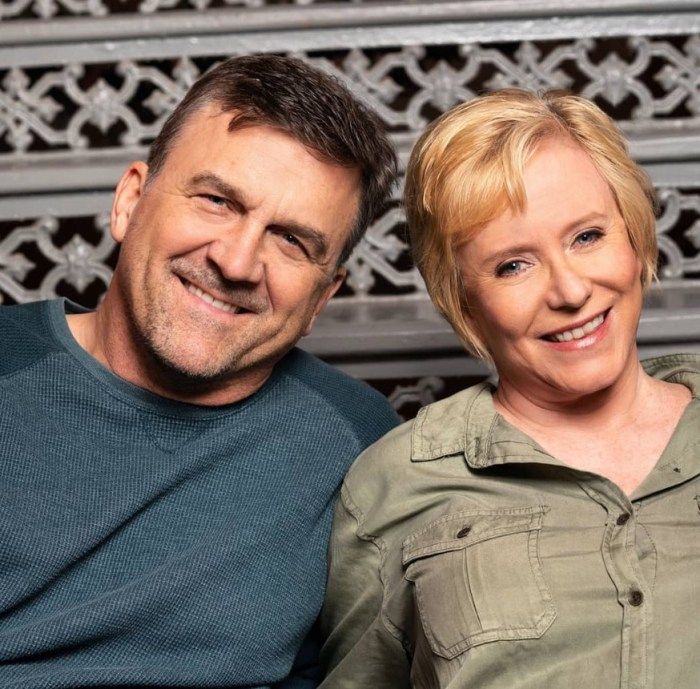 eve plumb and husband ken pace