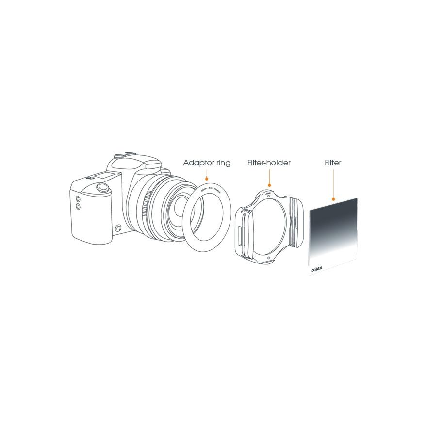 Cokin Adapter Ring X-Pro Hasselblad B60