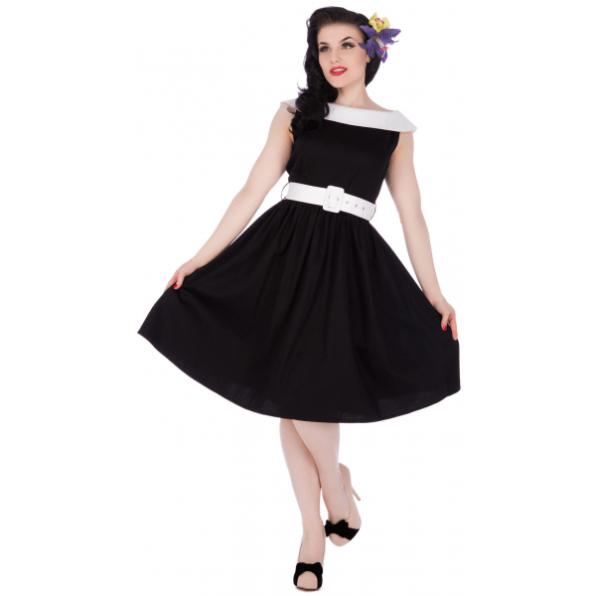 Black & White Cindy Dress BUY