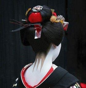 Geisha Make Up Frisur Und Styling Tipps Retrochicks