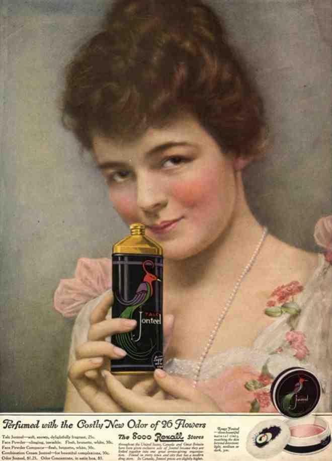 1910 1919 Titanic Chanel Max Factor