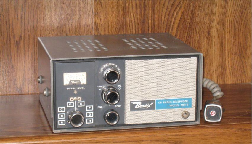 Knight Cb Radio Base Station